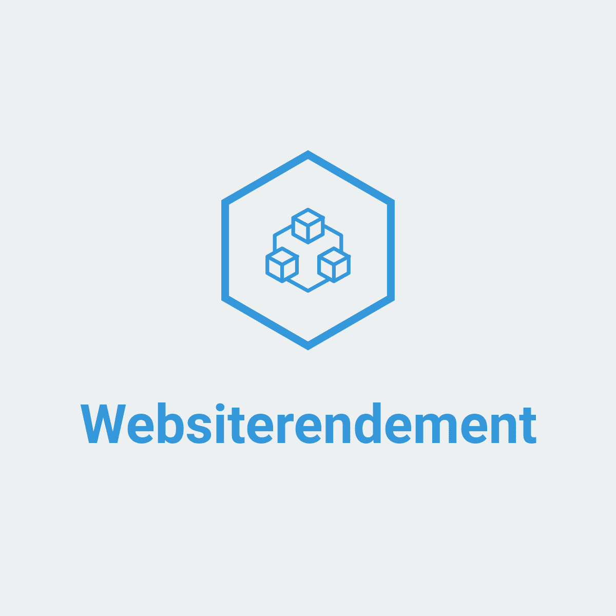 Websiterendement